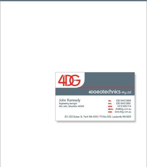 4D Geotechnics